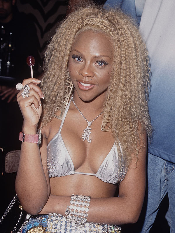 Seems me, Young lil kim naked will