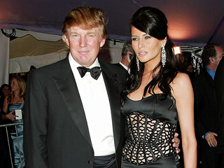 Every Time Donald and Melania Trump Went to The Met Gala