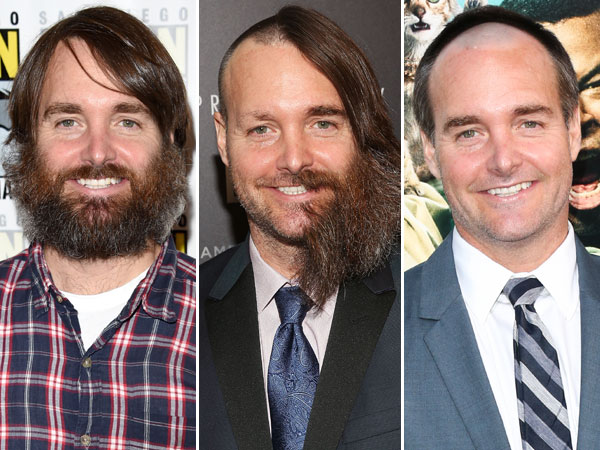Will Forte haircut