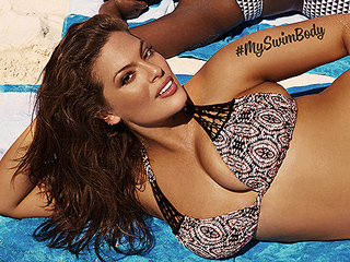 First Look: Sports Illustrated Swimsuit Cover Girl Ashley Graham Returns to Bikinis for New Campaign