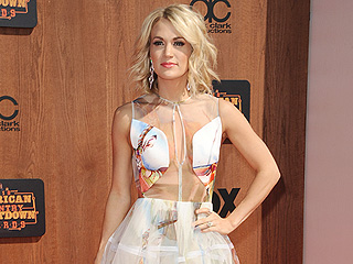 Carrie Underwood Sizzled in Four Super-Sexy Dresses at the American Country Countdown Awards