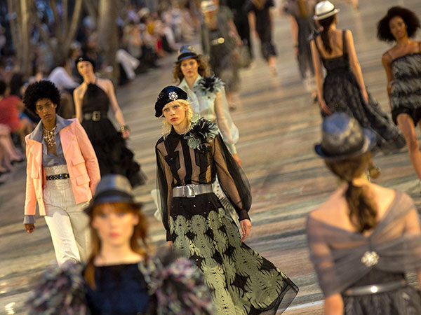 Cuban Catwalk! Chanel Hosts First-Ever Fashion Show in Cuba