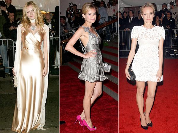 Diane Kruger best Met Gala looks