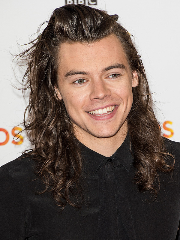 Harry Styles Cut All His Hair f – Style News StyleWatch People