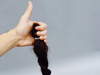 Code Red! Harry Styles Just Cut All His Hair Off (and the Reason Will Make You Cry)