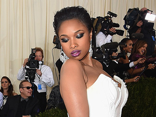 Jennifer Hudson Reveals Why She Chose an H&M Dress for Her Met Gala Comeback