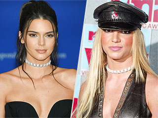 This Kendall Jenner vs. Britney Spears Fashion Faceoff Was 14 Years in the Making