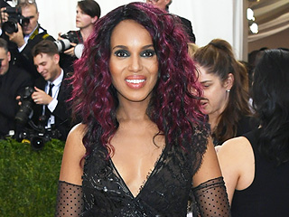 Kerry Washington on Why She Chose to Reveal Her Baby Bump at the Met Gala