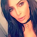 Kim Kardashian Wears Choker Given by Nicole Brown Simpson to Her Mom Kris Jenner in 1988