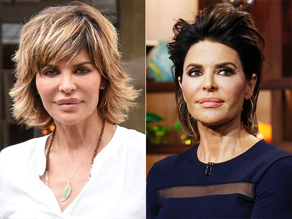 Lisa Rinna Changes Her Hairdo for the First Time in 20
