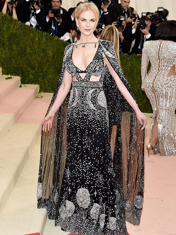 Nicole Kidman Met Gala 2016