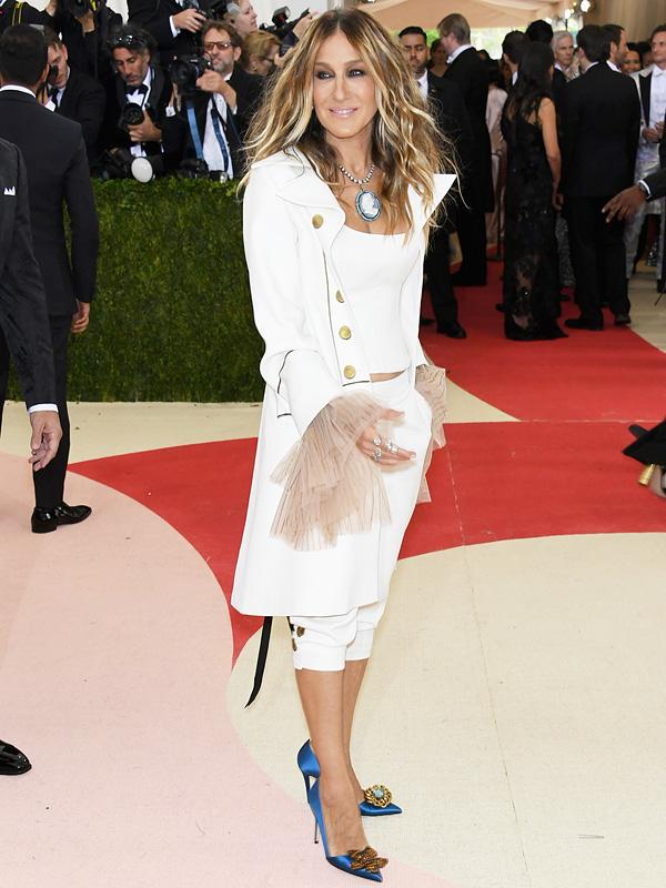 Sarah Jessica Parker Hamilton Met Gala 2016 Outfit