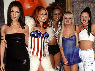 Victoria Beckham Had the Biggest Spice Girls Clothing Budget (Blame It on All Those Little Gucci Dresses)