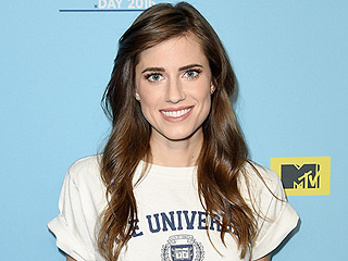 5 Times Allison Williams Was Actually Her Girls Character IRL