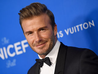 David Beckham Is Expanding His Empire With an Entire Skincare and Grooming Line