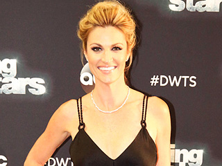 Erin Andrews' DWTS Look from Last Night Brought Out Her Dirty Dancing Side
