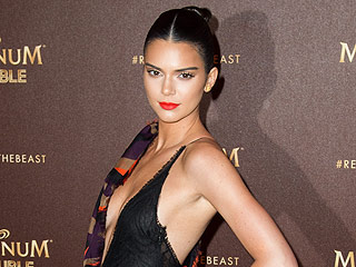 Kendall Jenner's Cleavage Takes Cannes by Storm