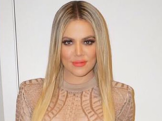 It Turns Out There Is Something Too Sheer for Khloé Kardashian to Wear
