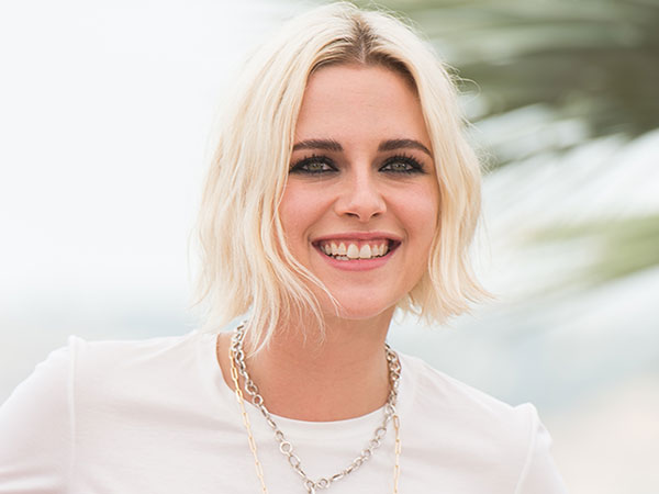 Kristen Stewart Explains the Reason Behind Her New Platinum Hue – Style News - StyleWatch - People.com