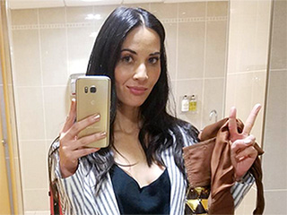Bye, Balmain! Olivia Munn Ditches Her X-Men Premiere Look in Airport Bathroom! (PHOTO)