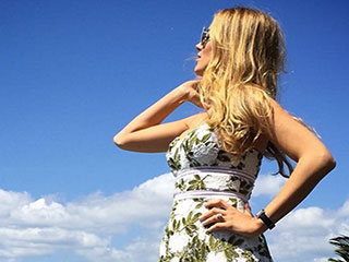Blake Lively Wishes for a Bird to Poop on Her Pretty Cannes Dress (Seriously!)