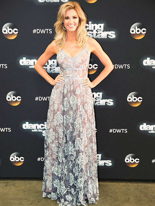 erin andrews dancing with the stars dress erin andrews