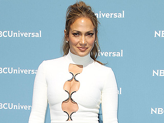 Jennifer Lopez Is White Hot! See the Star's Super-Sexy Cutout Minidress