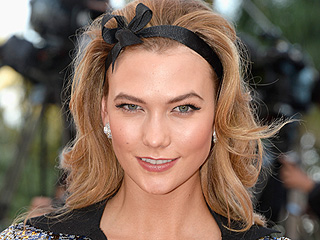 Did Karlie Kloss Just Wear a Bumpit on the Cannes Red Carpet?