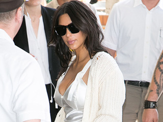 Kim Kardashian West Casually Wears $36 Million Worth of Diamonds in Snapchat Video