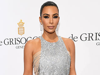 Kim Kardashian on the Layer Underneath Her Sexy Cannes Gown: 'I Didn't Want to Go Too Nude'