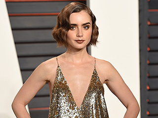 Lily Collins Went Watermelon Red, Lea Michele Lightened Up and More Star Hair Changes
