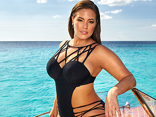Check Out the Very Sexy New Swim Line Ashley Graham Designed (Available Now!)