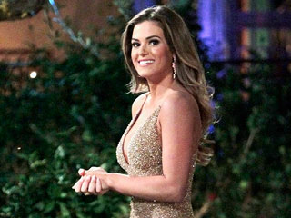 Jake Pavelka Wasn't the Only Repeat on Last Night's Bachelorette: Guess Which Celeb Wore Jojo's Dress First