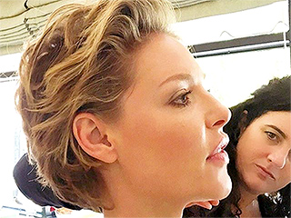 Katherine Heigl Has a New Short Hairdo, Just in Time for Summer