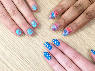 Get These Memorial Day-Inspired Manicures with Tips from Beyoncé's Nail Pro