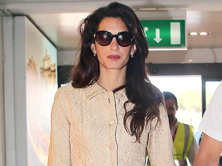 Amal Clooney Doesn't Need a Stylist: She 'Chooses Everything Herself' Says Vintage Expert