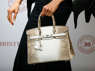 A Birkin Bag Just Sold for More Than $300,000 at Auction, Making It the Most Expensive Handbag – Ever!