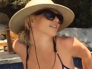 Britney Spears Welcomes Summer with Sexy Bikini Videos and a New Haircut (as One Does)