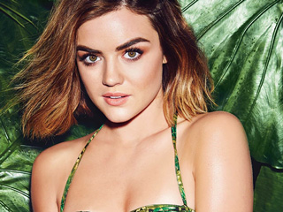 Lucy Hale on Her Enviable Tousled Bob: 'I Feel Like Women Appreciate Shorter Hair More Than Men Do'