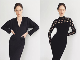 Coco Rocha Needs Your Help Picking a CFDA Dress (Plus, More Getting-Ready Shots from the Stars)