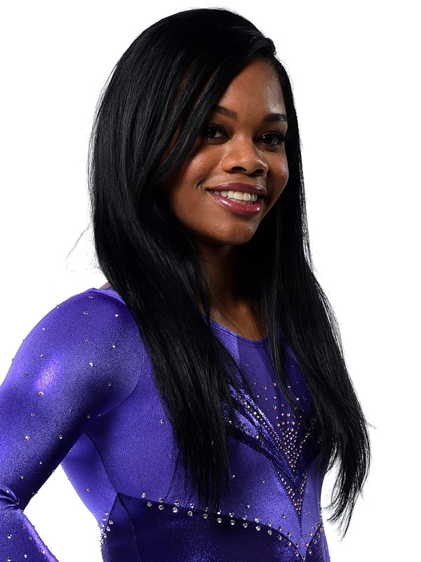 Inside Olympic Gold Medalist Gabby Douglas Beauty Routine