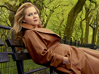 Amy Schumer Covers Vogue, Says of Boyfriend Ben Hanisch, 'We're in Love'