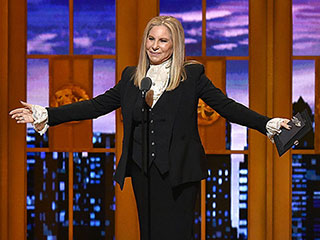 Are You 'Satisfied' With Barbra Streisand's Hamilton Tribute Outfit?