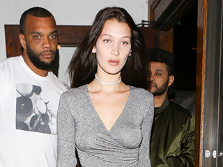 Bella Hadid and The Weeknd Step out for Stylish Date Night