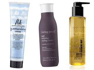 The Best Air-Dry Products & Tips for Every Hair Type