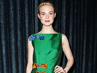 Quick Change Artist! Elle Fanning Wows in 4 High Fashion Looks in One Day