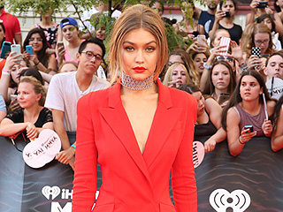 Gigi Hadid Wore 8 Outfits in 24 Hours: See All the (Plunging, Abs-Baring, Sheer) Styles