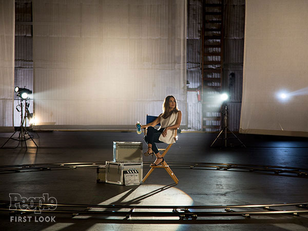 Jessica Alba for ZICO