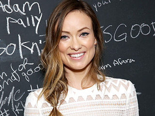 Olivia Wilde on Staying Connected to Son Otis When She's Away: I Wear His Baby Lotion 'So I Vaguely Smell Like Him'