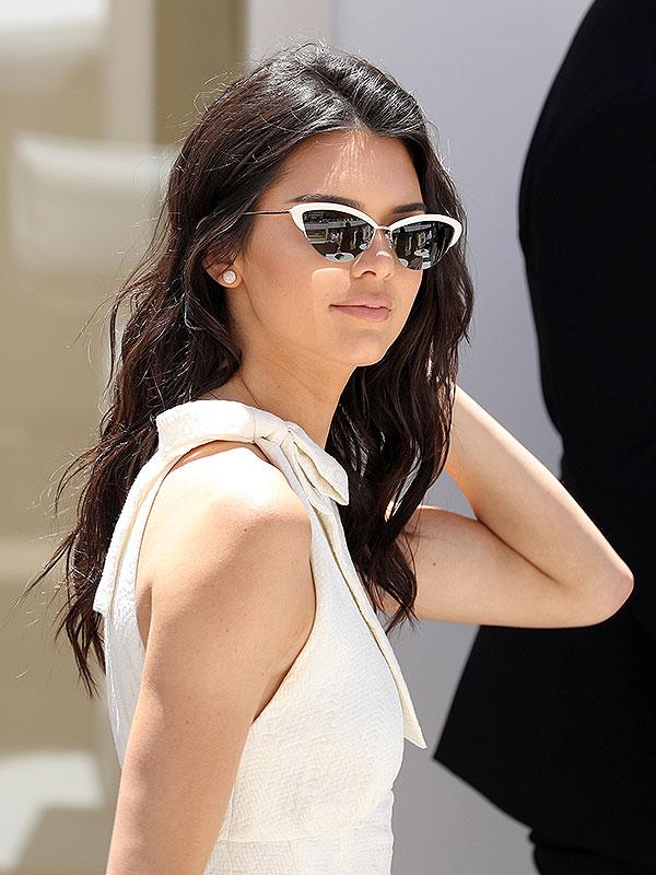 Kendall Jenner sunglasses